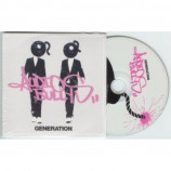 Audio Bullys - Generation 14 Tracks Euro promo CD