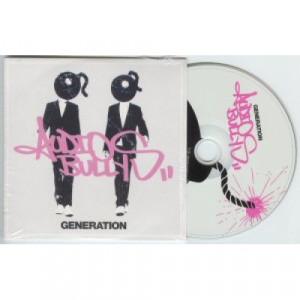 Audio Bullys - Generation 14 Tracks Euro promo CD - CD - Album