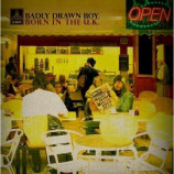 Badly Drawn Boy - Born in the U.K. PROMO CD