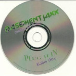 Basement Jaxx - Plug It In PROMO CDS