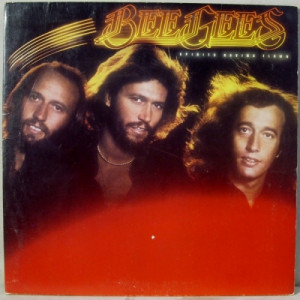 Bee Gees - Spirits Having Flown LP - Vinyl Record - LP
