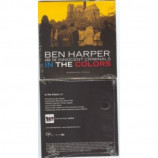 Ben Harper - In the Colors PROMO CDS
