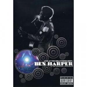 Ben Harper - Live At The Hollywood Bowl DVD - CD - Digi CD + DVD