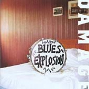 Blues Explosion - DAMAGE uk prOmO CD SEALED - CD - Album