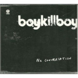 boy kill boy - no conversation PROMO CDS