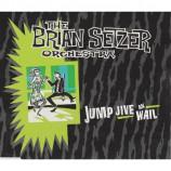 Brian Setzer Orchestra - Jump Jive An' Wail CD