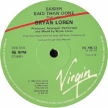 Bryan Loren - Easier Said Than Done 12