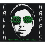 Calvin Harris - Merrymaking at my place PROMO CDS