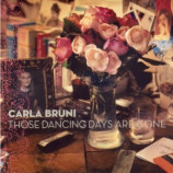 Carla Bruni - Those Dancing Days Are Gone PROMO CDS