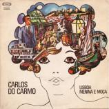 Carlos Do Carmo - Lisboa Menina E Moca 7