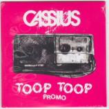 Cassius - Toop Toop Euro prOmO CD
