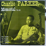 Charlie Parker - Memorial Vol. III LP