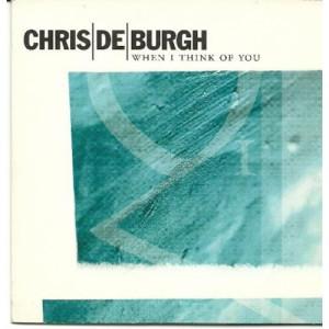 Chris de Burgh - When I Think Of You CD-SINGLE - CD - Single