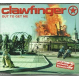 Clawfinger - Out To Get Me CDS
