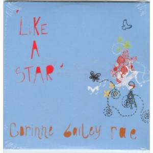 Corinne Bailey Rae - Like a Star 2 TRACKS Euro PROMO CDS - CD - Album