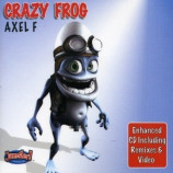 Crazy Frog - Axel F CDS