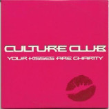 culture club - your kisses are charty PROMO CDS