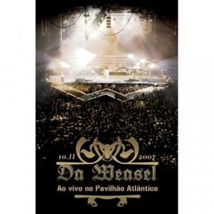 Da Weasel - Ao Vivo no Pavilhao atlantico DVD - CD - Digi CD + DVD