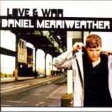 Daniel Merriweather - Love & War CD