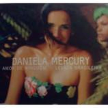 Daniela Mercury - Amor De Ninguem ll Levada Brasileira PROMO CDS