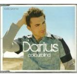 Darius - Colourblind PROMO CDS