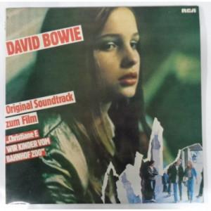 David Bowie - Original Soundtrack Zum Film Christiane F. - Wir K - Vinyl - LP