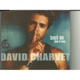 David Charvet - Teach me how to love PROMO CDS