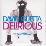 David Guetta - Delirious PROMO CDS