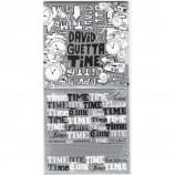 David Guetta - Time 1 Track Euro prOmO cd
