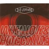 Def Leppard - When Love & Hate Collide PROMO CDS