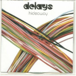 delays - hideaway ACETATE CD
