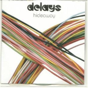 delays - hideaway ACETATE CD - CD - CDr