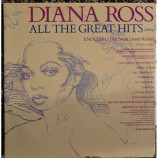 Diana Ross - All The Great Hits LP