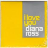 Diana Ross - I Love You Euro prOmO CD