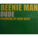 Dude - Beenie Man PROMO CDS