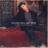 Duncan James - Can't stop a river PROMO CDS