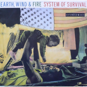 Earth  Wind & Fire - System Of Survival 12