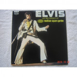 Elvis Presley - Elvis As Recorded At Madison Square Garden LP