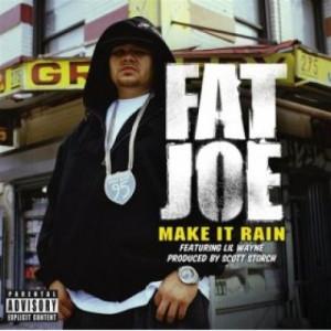 Fat Joe - Make it rain PROMO CDS - CD - Album
