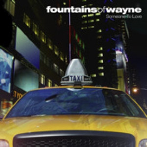 Fountains Of Wayne - Someone to love PROMO CDS - CD - Album