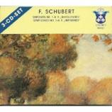 Franz Schubert - Symphonies No.1-4 8 Unfinished 3CD