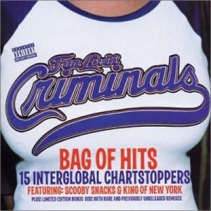 Fun Lovin Criminals - Bag of Hits 2CD - CD - 2CD