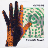 Genesis - Invisible Touch LP