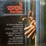 Geoff Love & His Orchestra - Big Suspense Movie Themes 3LP