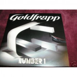 Goldfrapp - Number 1 Euro promo Cd