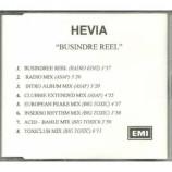Hevia - busindre reel ACETATE CD