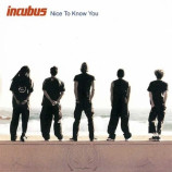 Incubus - Nice To Know You CD-SINGLE