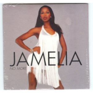 Jamelia - No More Stranglers PROMO CDS - CD - Album