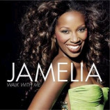 Jamelia - Walk with me PROMO CD