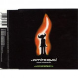 Jamiroquai - Deeper Underground CD-SINGLE